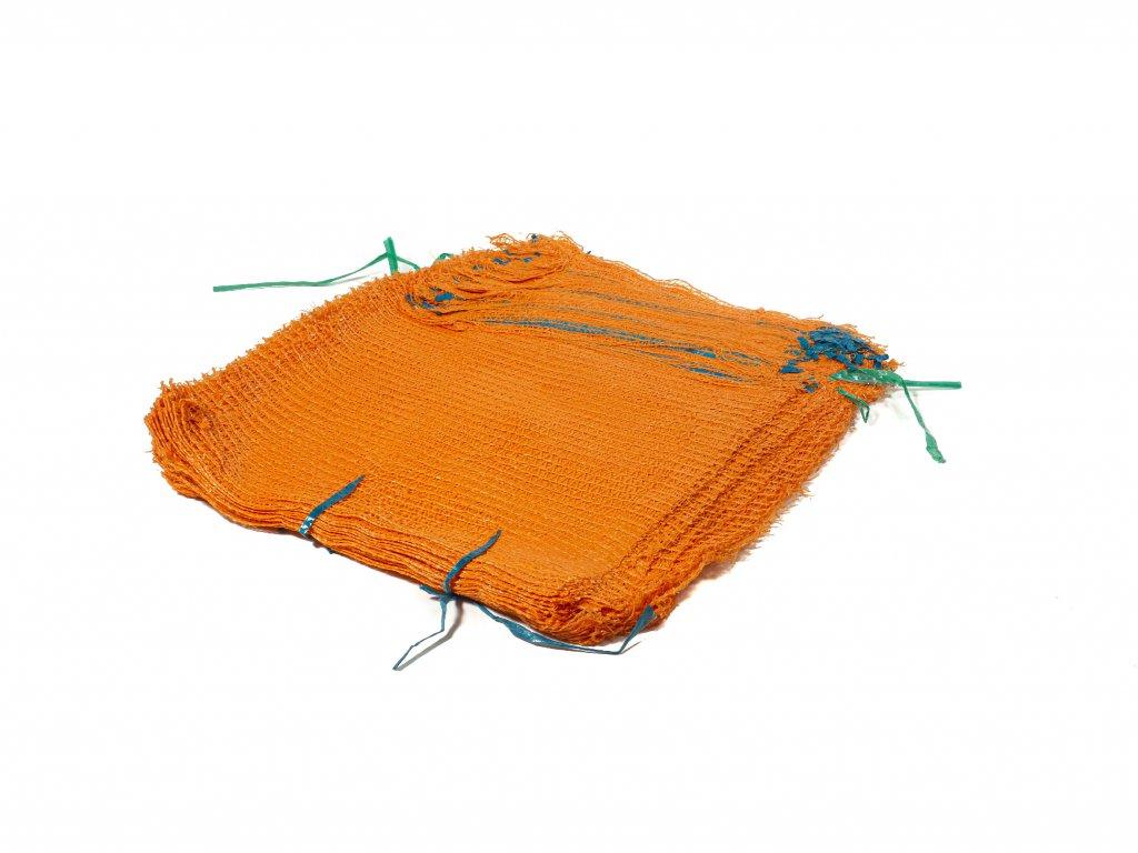Rašlové vrece ŠTANDARD 5 kg svetlooranžové 35 x 50 cm