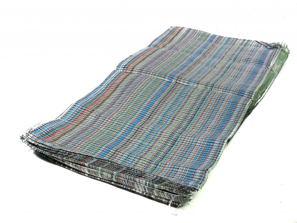 Obilné vrece polypropylénové 50 kg farebné 55 X 115 cm