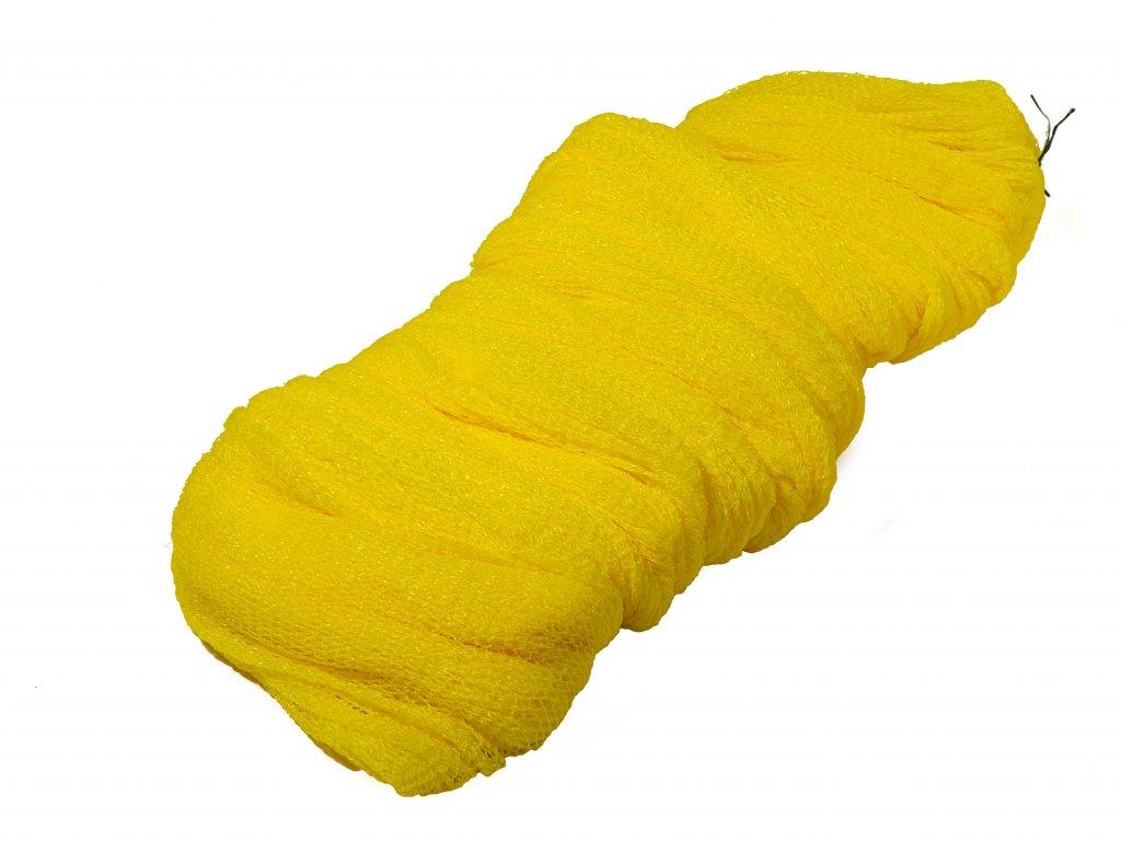 Rašlový rukáv citrónovožltý ø 30 cm x 100 m