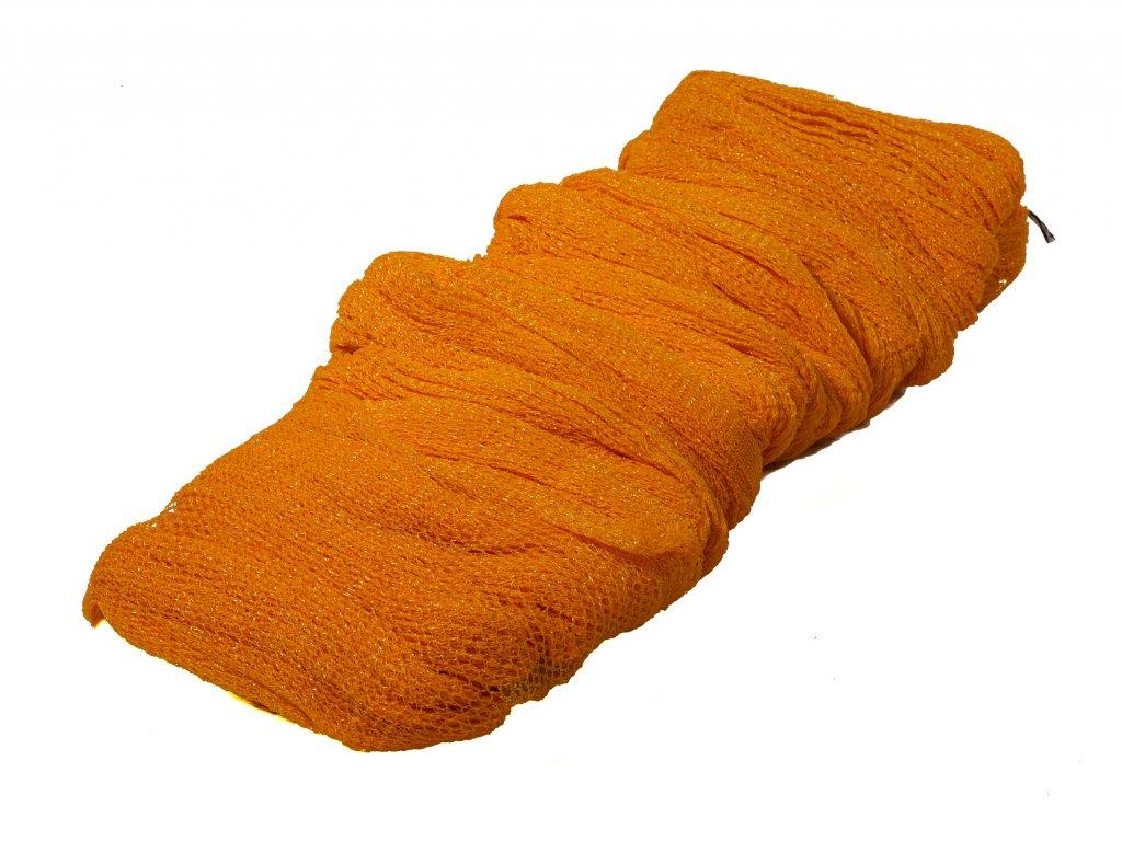 Rašlový rukáv zlatožltý ø 30 cm x 100 m