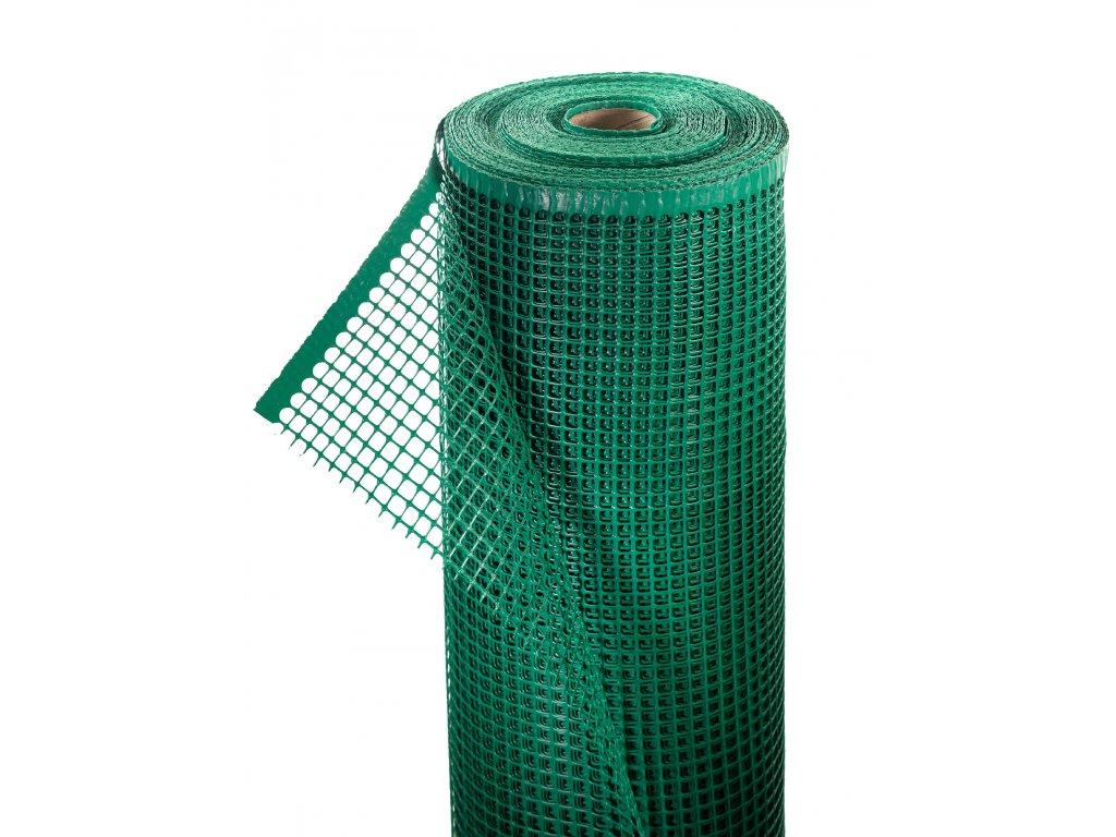 Sieť proti krtom 1,2 x 50 m zelená