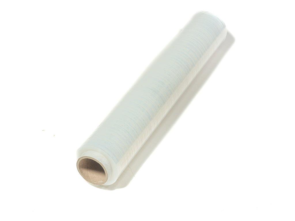 Paletizačná stretch fólia 23 μm ručná 0,5 m x 1,1 kg transparentná