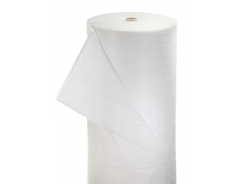 Zakrývacia netkaná textília ZELOTEX UV 19 g m2 biela 13,65 x 100 m