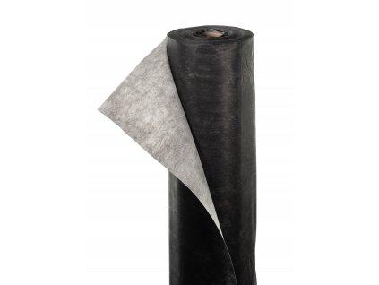 Mulčovacia netkaná textília ZELOTEX UV 68 g m2 čiernobiela 1,6 x 50 m