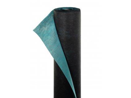 Mulčovacia netkaná textília ZELOTEX UV 68 g m2 čiernozelená 1,6 x 50 m