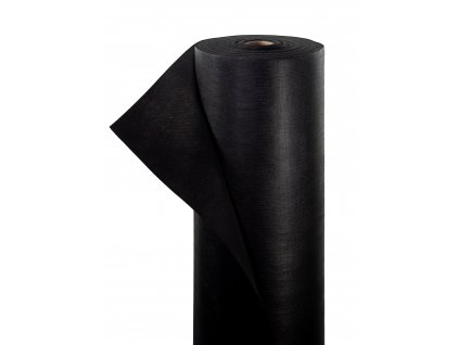 Mulčovacia netkaná textília ZELOTEX UV 100 g m2 čierna 1,6 x 100 m