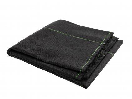 Mulčovacia tkaná textília ZELOTEX UV 99 g m2 čierna 1,62 x 10 m