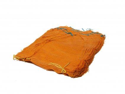 Rašlové vrece ŠTANDARD 15 kg svetlooranžové 40 x 63 cm