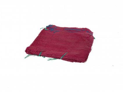 Rašlové vrece ŠTANDARD 5 kg červené 35 x 50 cm