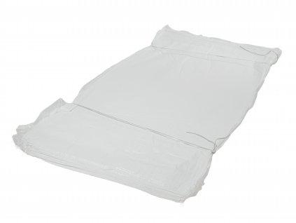 Obilné vrece polypropylénové 50 kg biele 60 X 110 cm