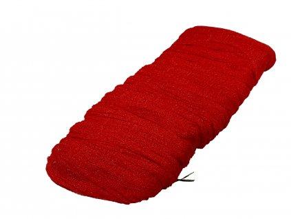 Rašlový rukáv červený ø 30 cm x 100 m