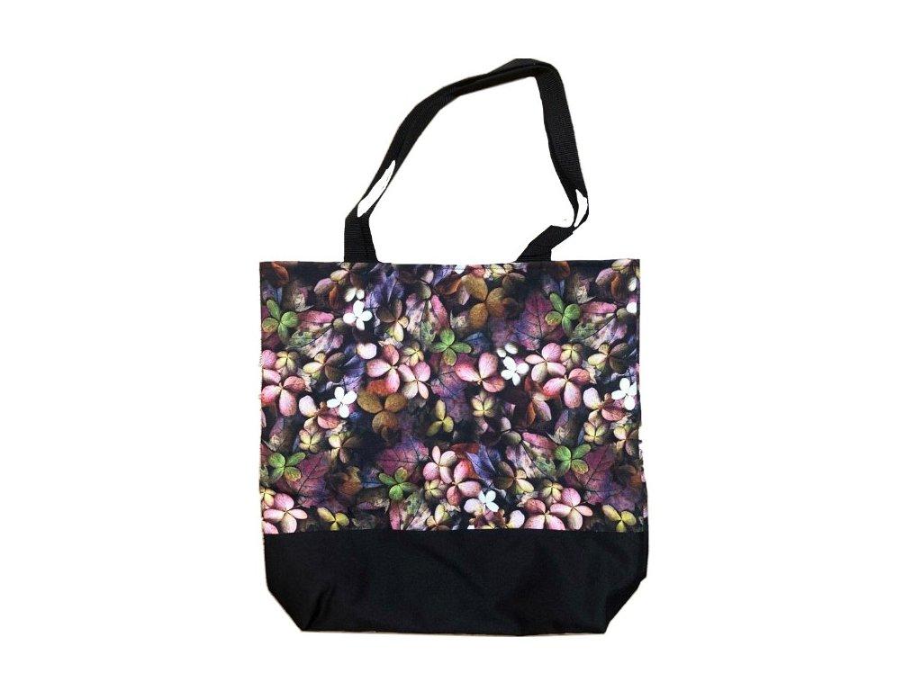 taska podzimni kvety