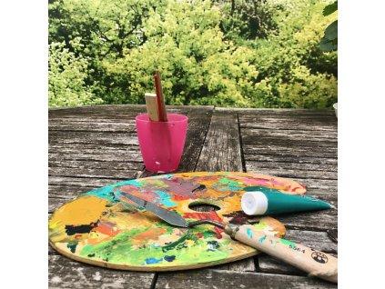 Kurz kreslení a malování pro děti 6-12 let