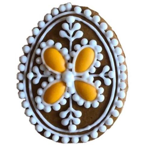 Perníčkové velikonoční vajíčko 1