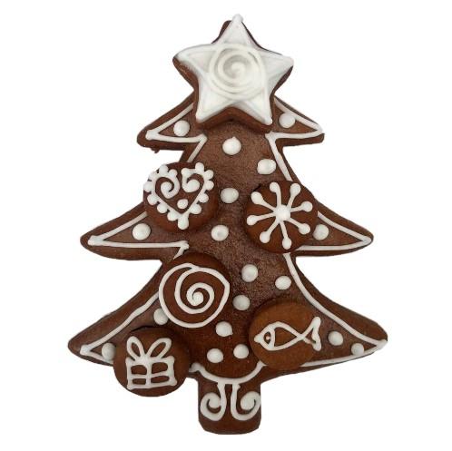 Vánoční stromeček z perníčku