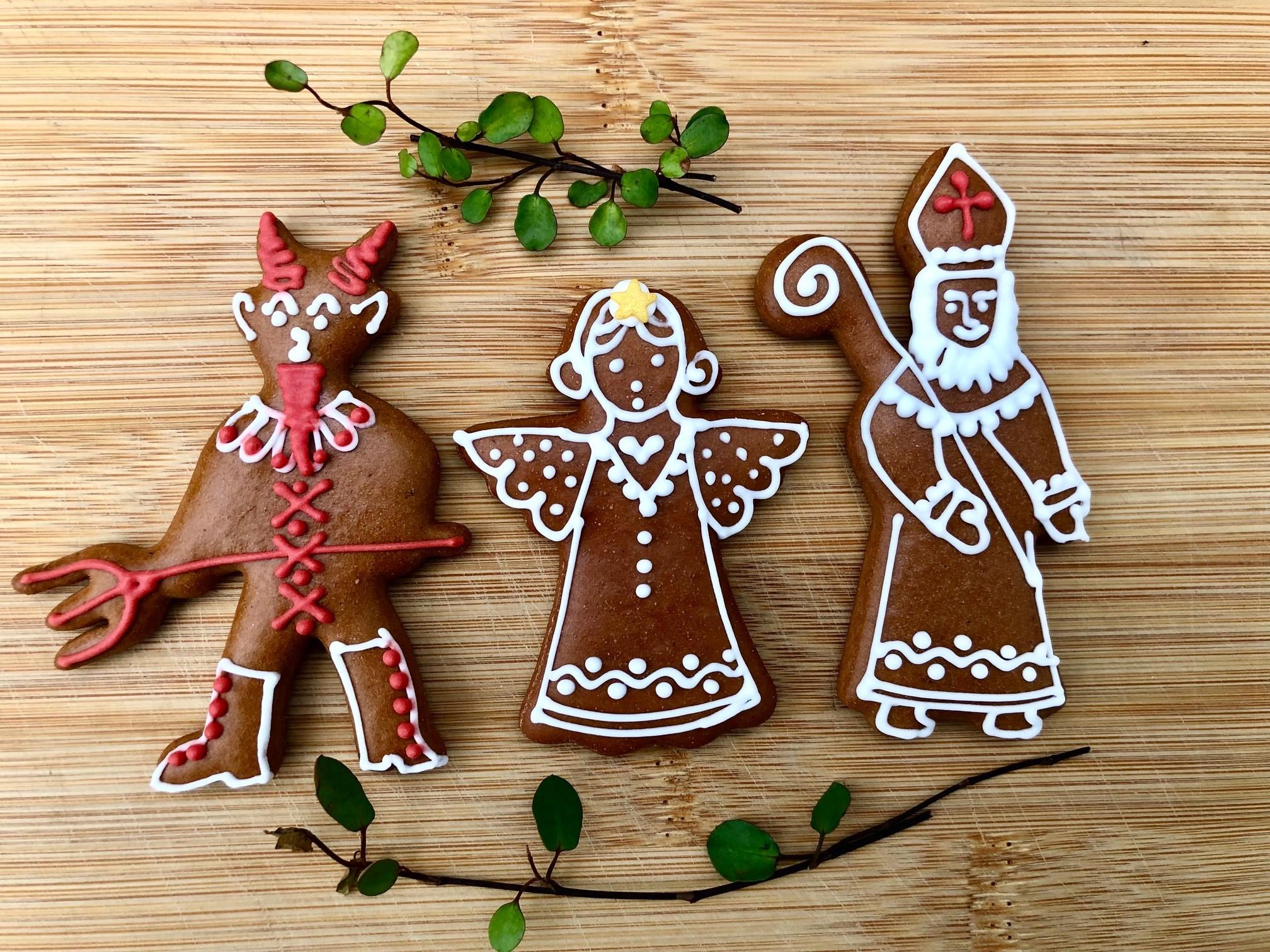 Motýl z perníčku