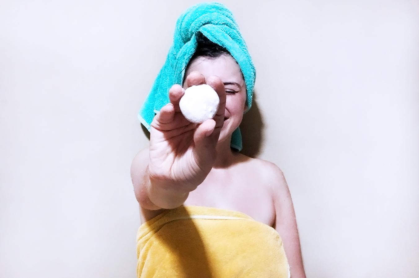 Jak používat tuhý šampon?