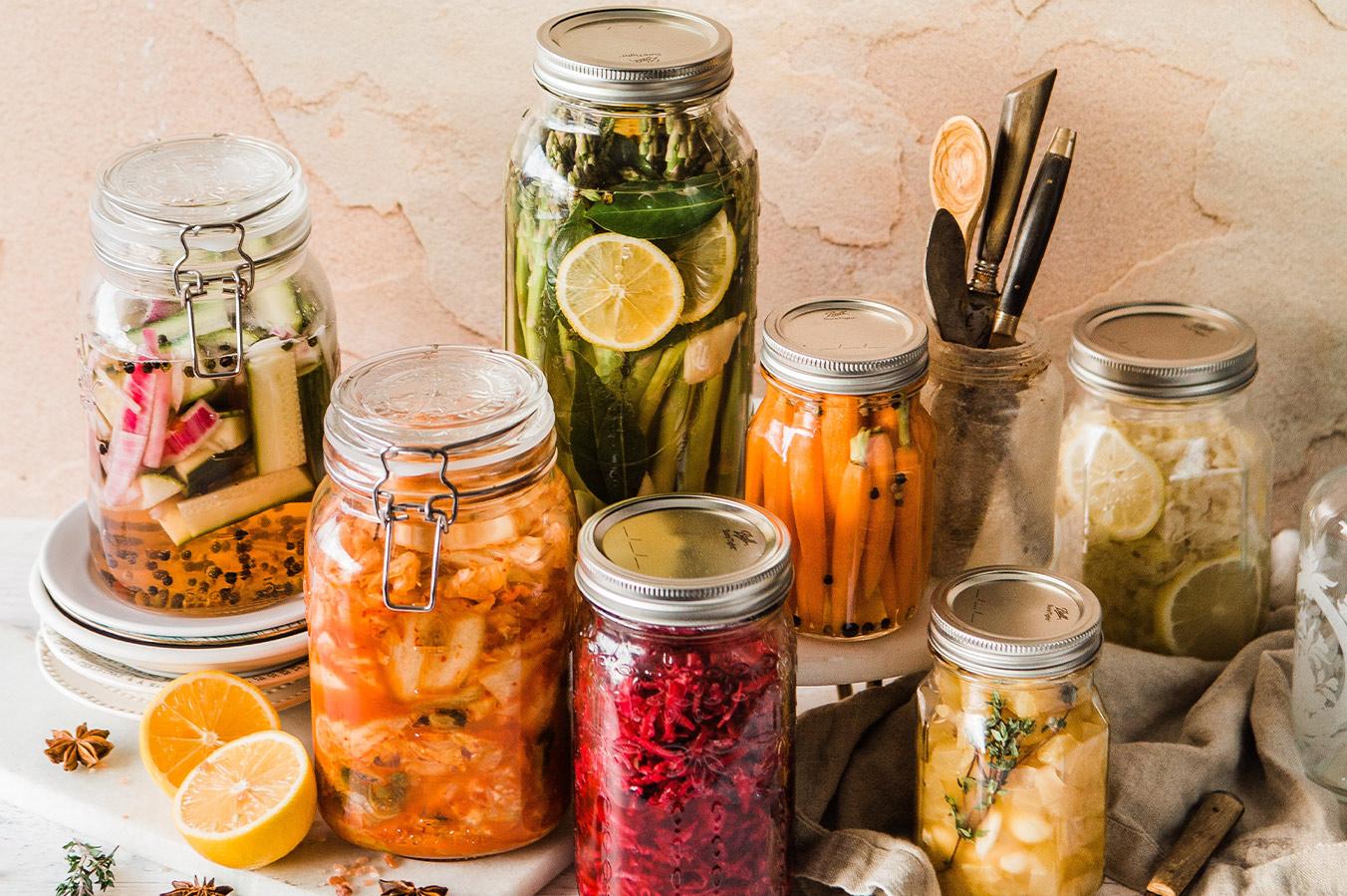 Co je to fermentování? Přečtěte si 5 tipů, jak zvládnou fermentování i doma
