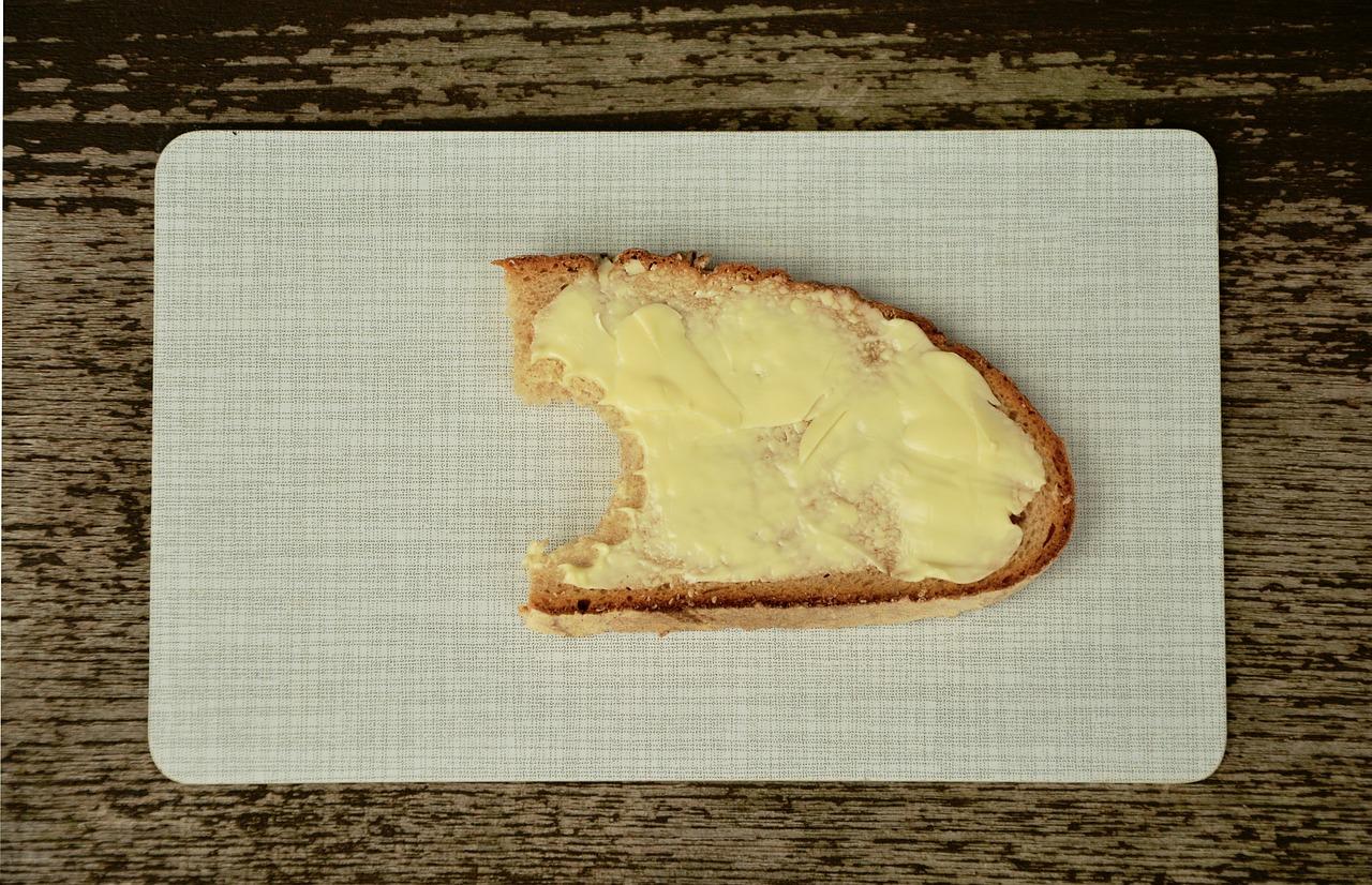Domácí máslo - jak na to