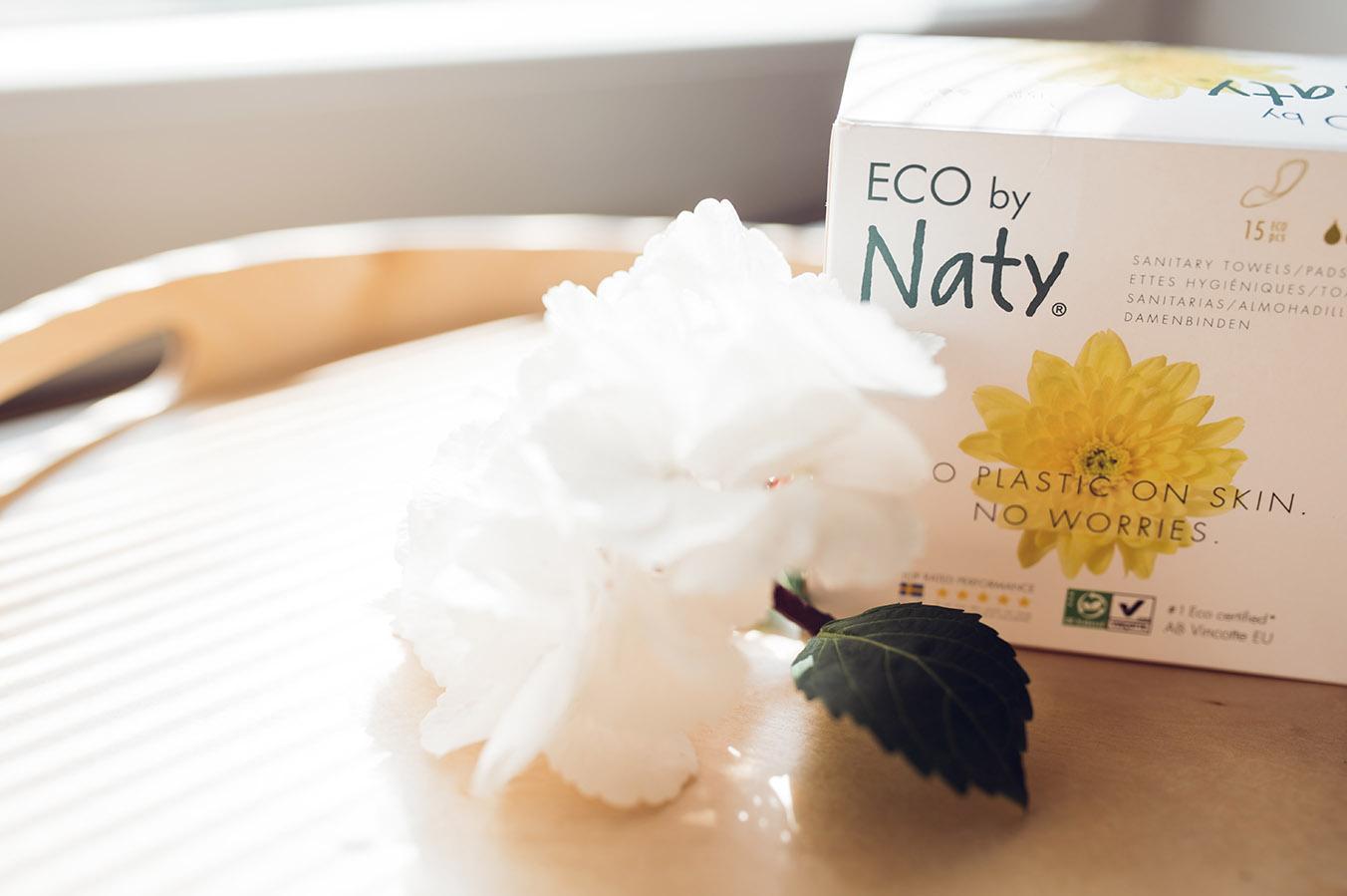 Ekologicky a udržitelně v intimní hygieně