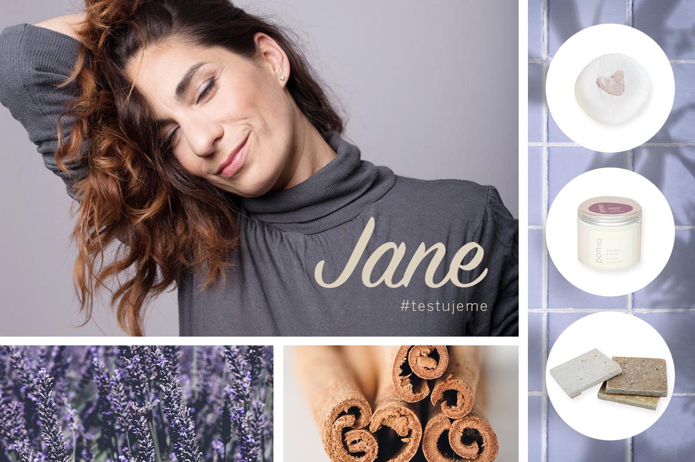 #Zemiteam testuje : Jane a její husté kadeře