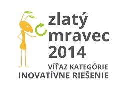 Vítěz kategorie Inovativní řešení 2014