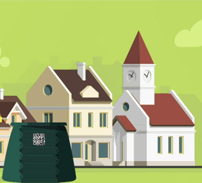 Kompostéry pro obce a města