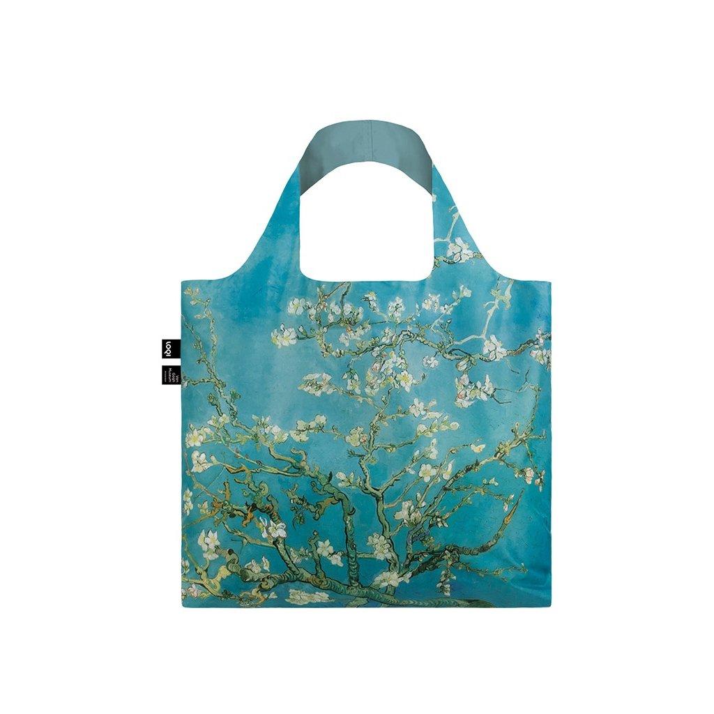 LOQI, Nákupní taška - Vincent Van Gogh, Almond Blossom