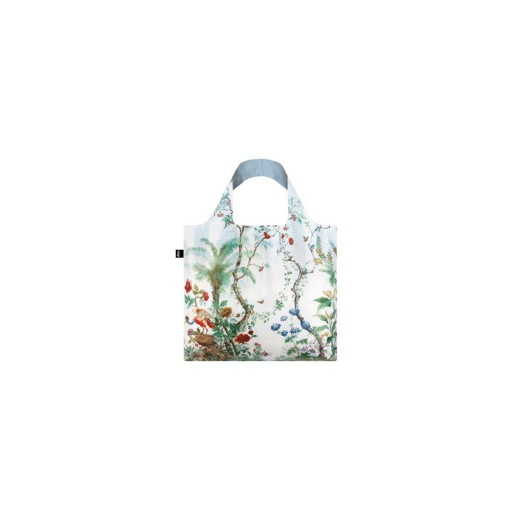LOQI, Nákupní taška - Mad, Chinese decor