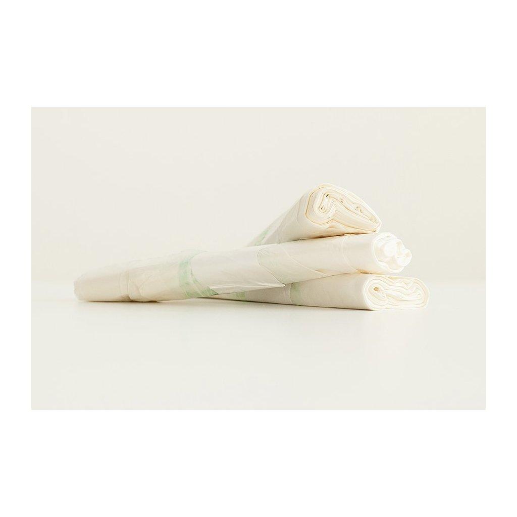 Kompostovatelné sáčky 10 l, 25 ks