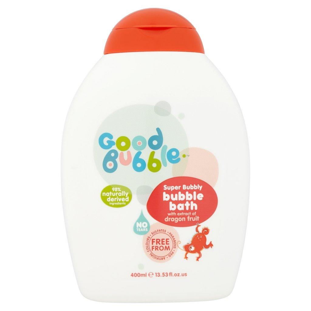 Good Bubble, Dětská pěna do koupele - Dračí ovoce, 400 ml