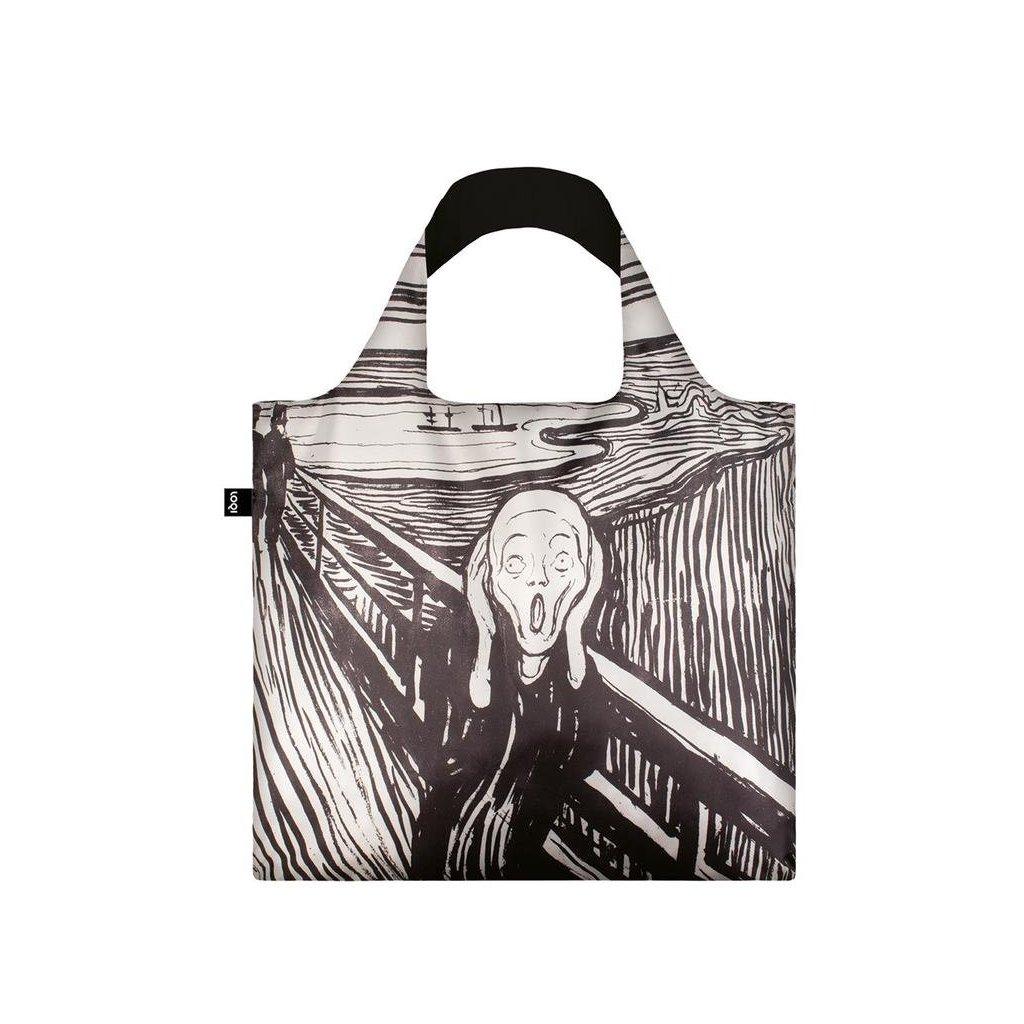 LOQI, Nákupní taška - The Scream