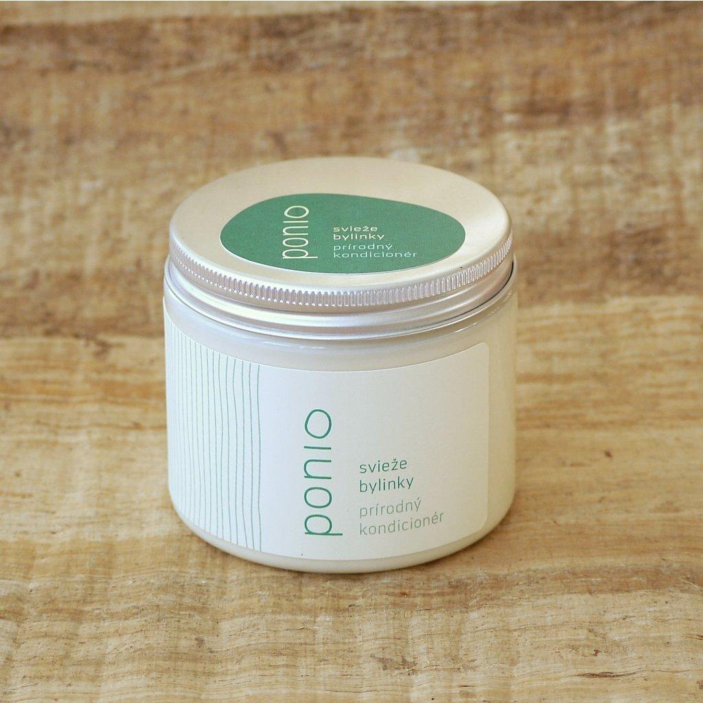 Ponio, Přírodní kondicionér - Svěží bylinky, 200ml