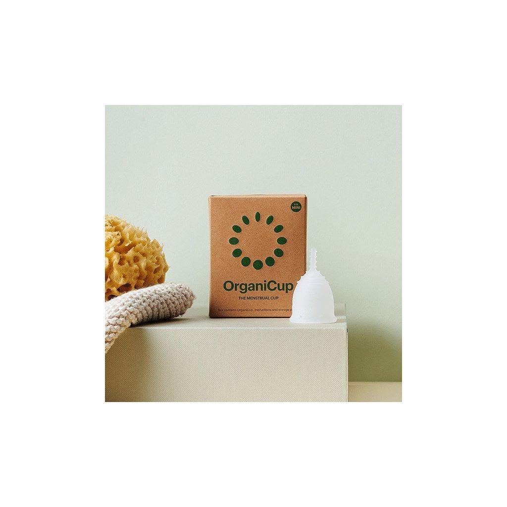 OrganiCup, Menstruační kalíšek - Velikost mini