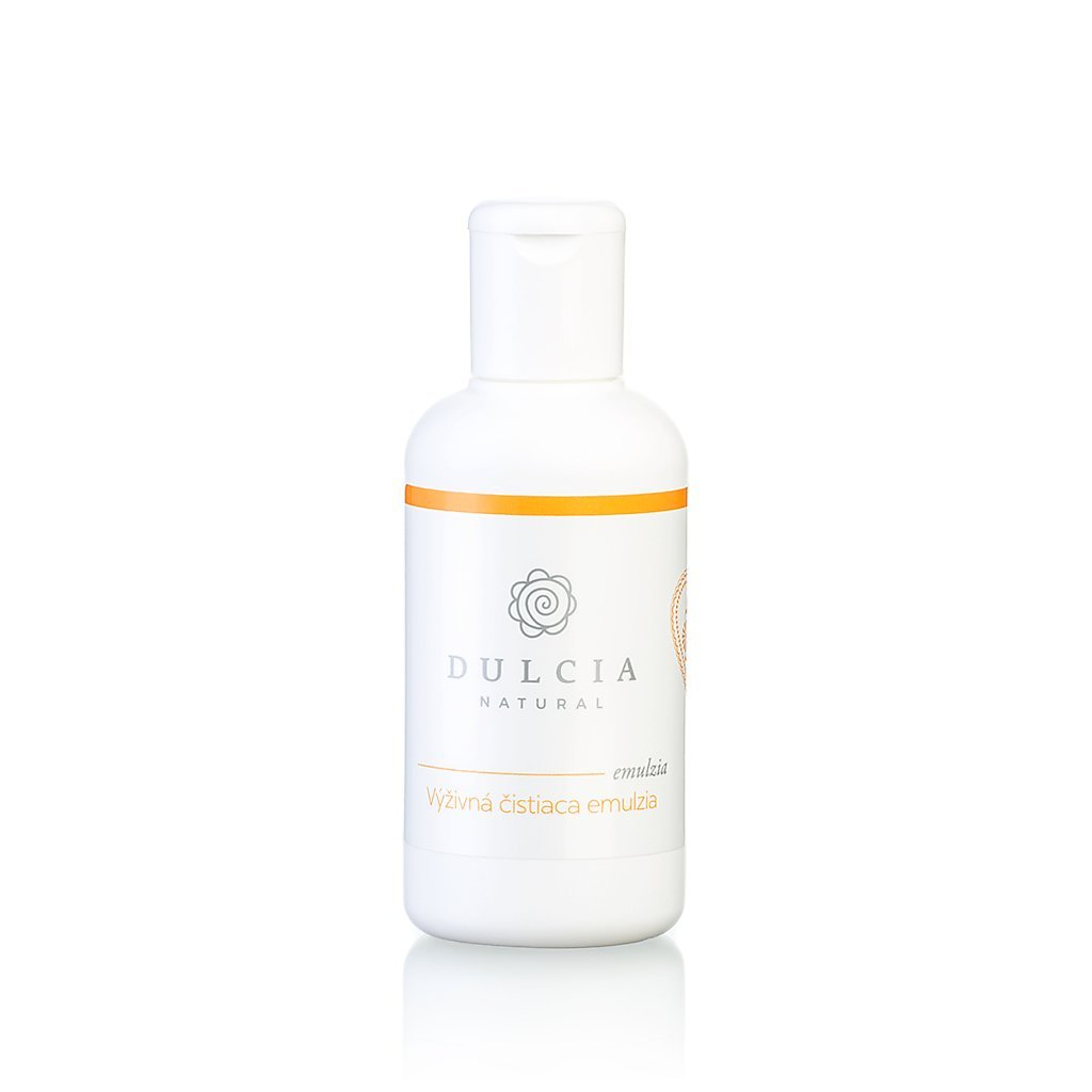 Dulcia, Výživná čisticí emulze 100 ml