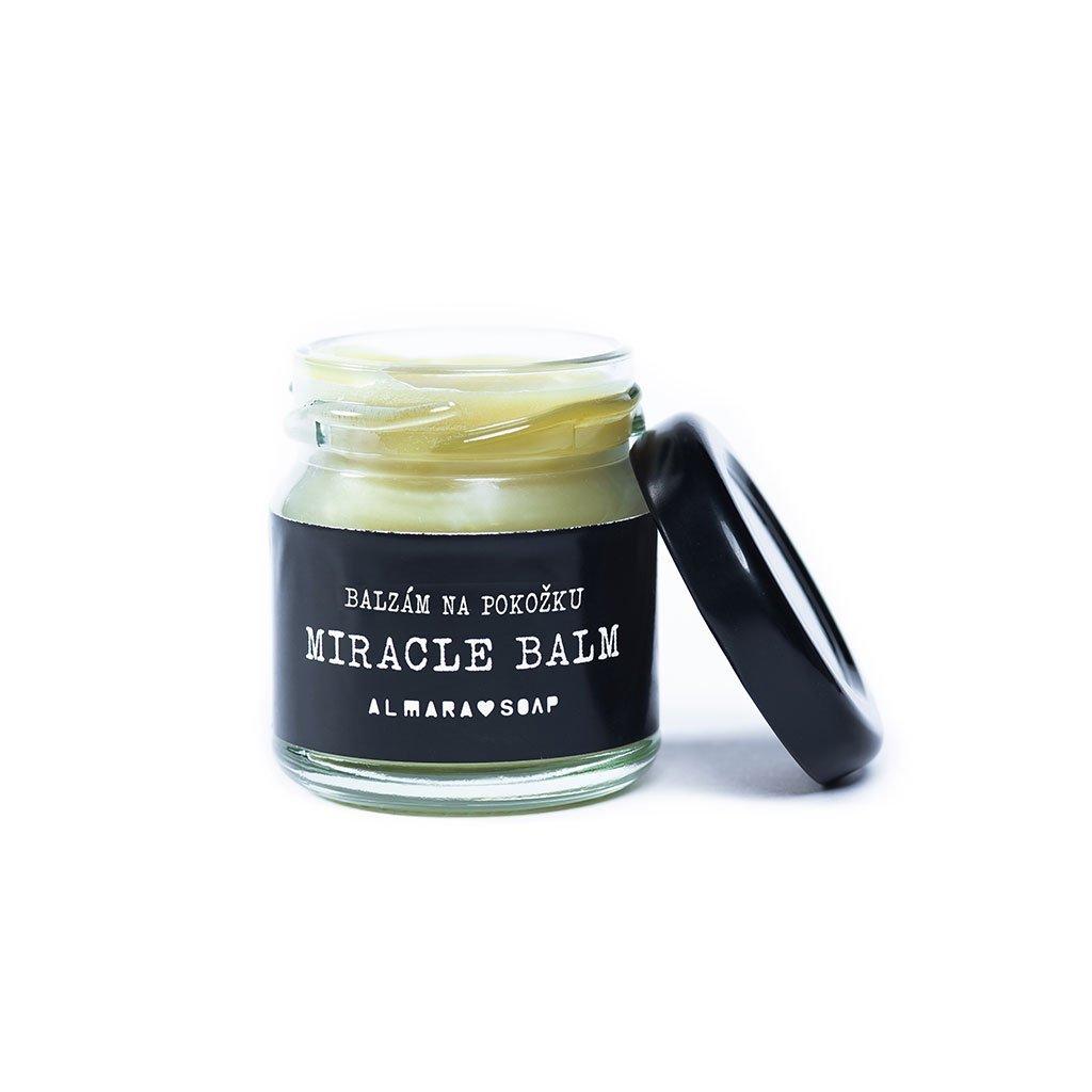Almara Soap, Balzám na pokožku - Miracle balm, 40 ml