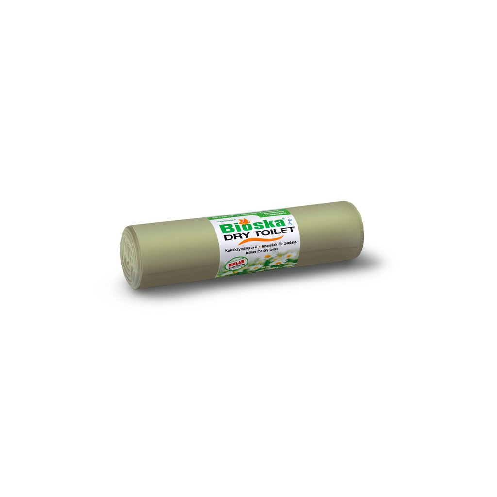 Bioska Dry Toilet 40L kuivakäymäläpussi