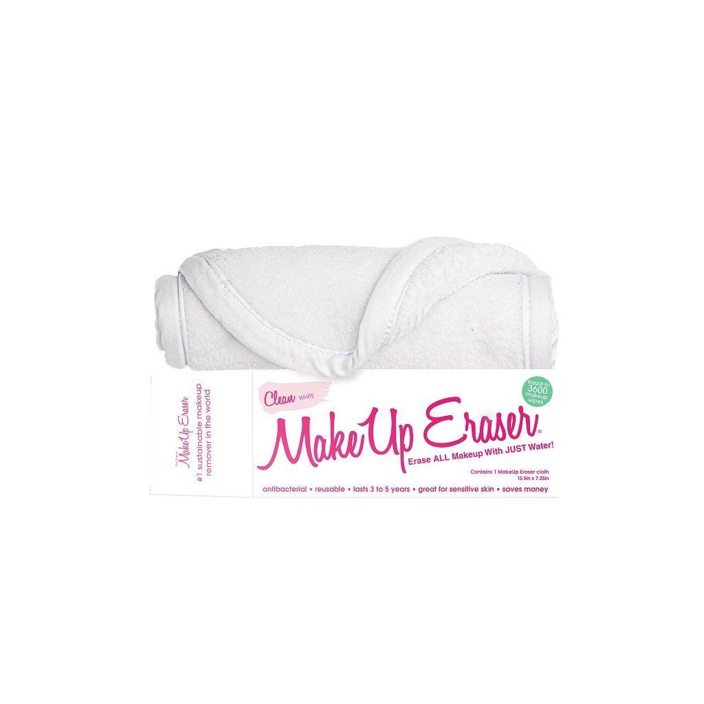 MakeUp Eraser, Odličovací ručník - Čistě bílá