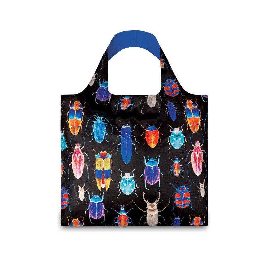LOQI, Nákupní taška - Wild Insects