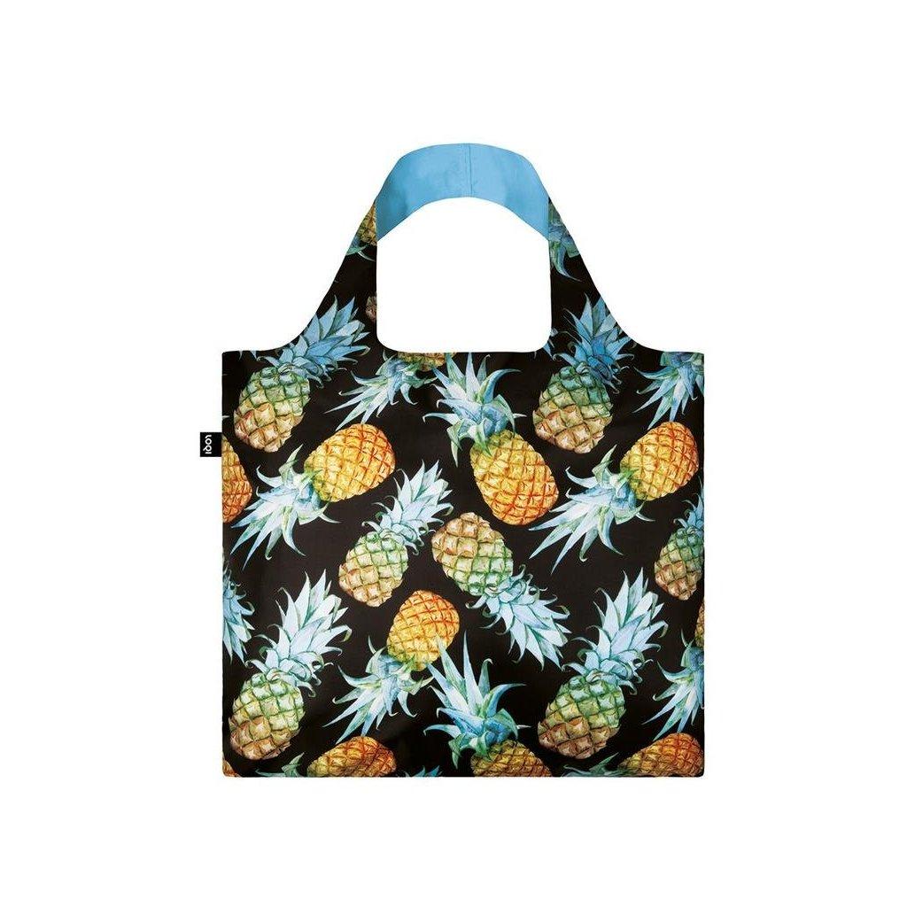 LOQI, Nákupní taška - Juicy Pineapples