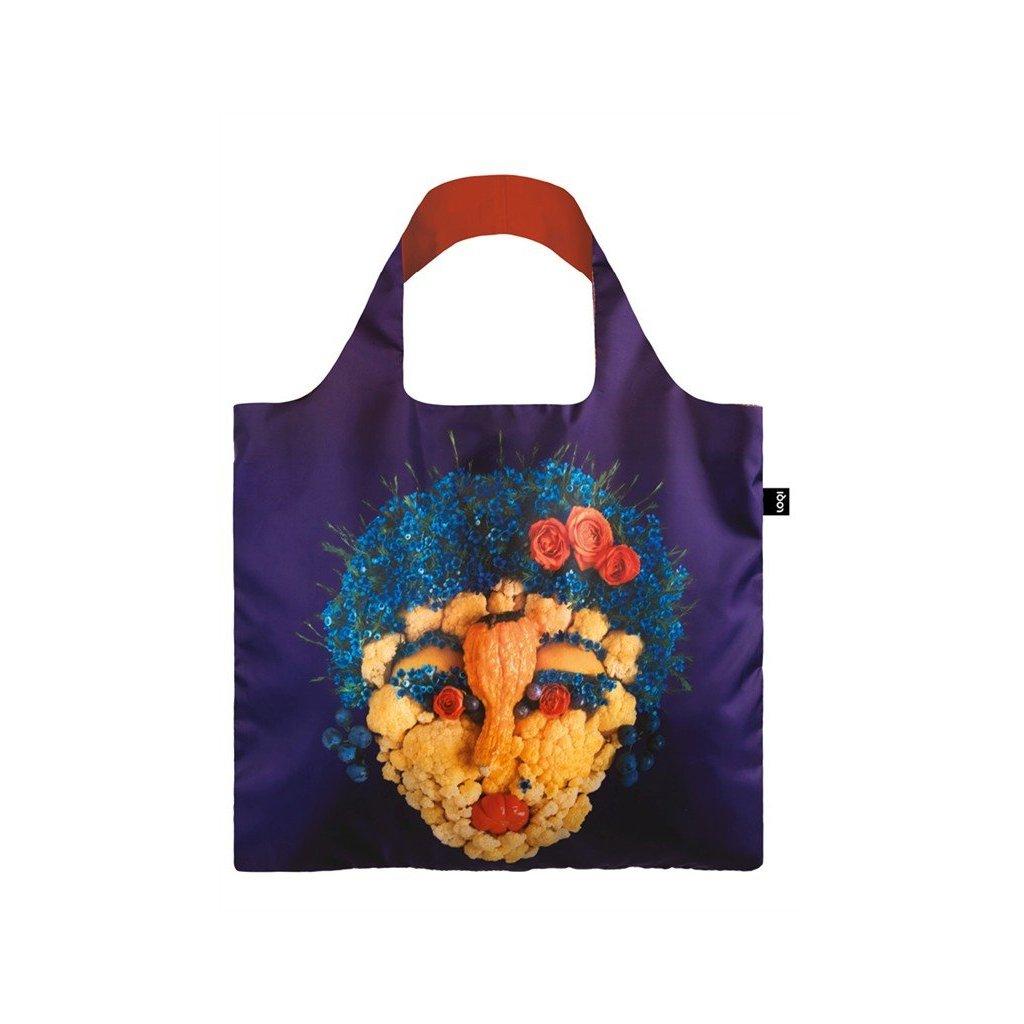 LOQI taška Fresh Faces - Gilbert & Zelda