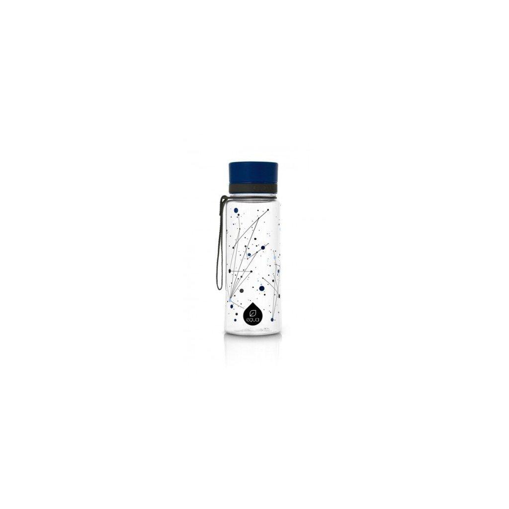 EQUA, Plastová láhev - Universe, 400ml