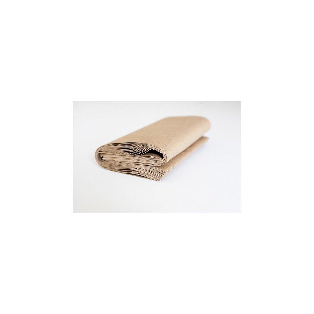Papírové sáčky do koše, 10 ks