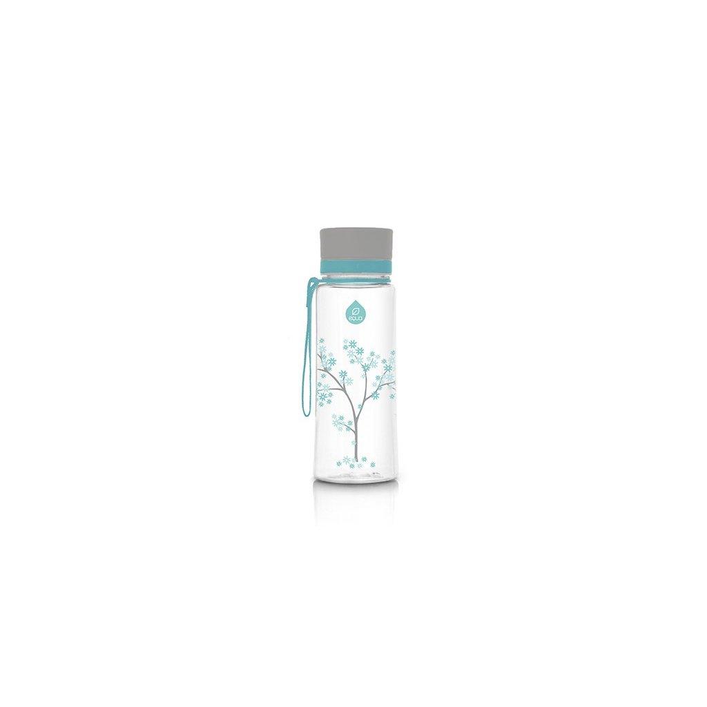 EQUA, Plastová láhev - Mint Blossom, 600ml