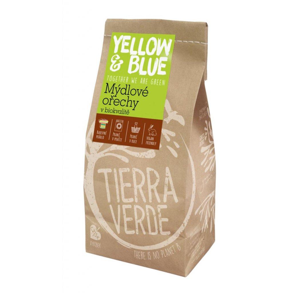 Tierra Verde, Biomýdlové ořechy na praní