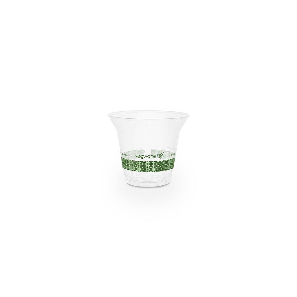 Vegware, Kompostovatelný kelímek na smoothie - 200ml, balení 50ks