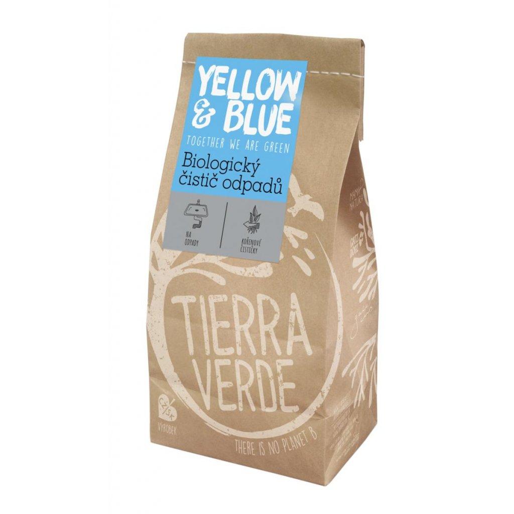 Tierra Verde, Biologický čistič odpadů (na bázi enzymů)