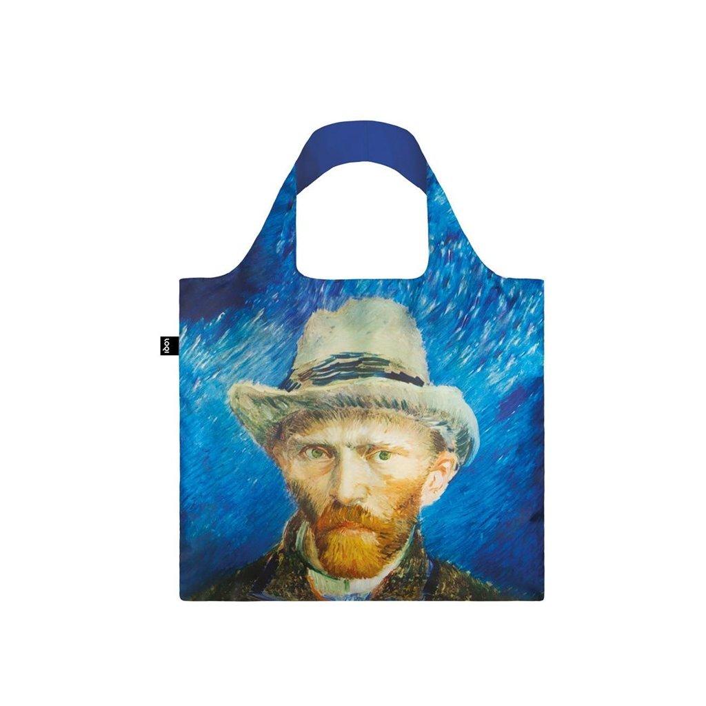LOQI MUSEUM van gogh self portrait bag (1)