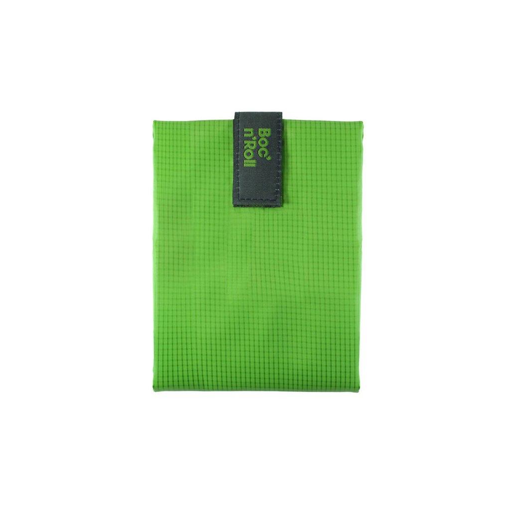 sandwich wrapper bocnroll square pack green