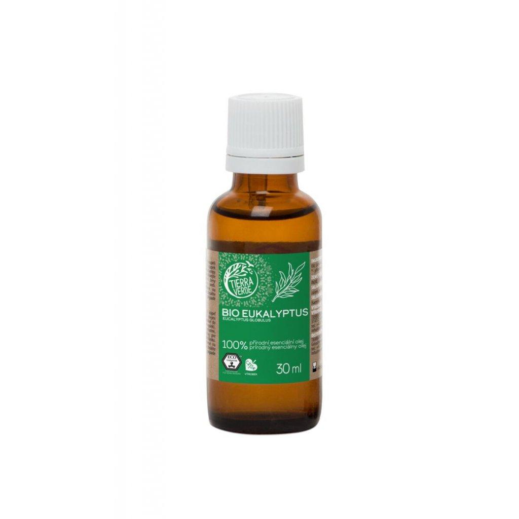 Tierra Verde, 100% esenciální olej - Eukalyptus